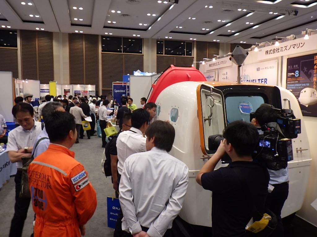 震災対策技術展 in 大阪